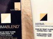 Review VICHY DERMABLEND Fluid Corrective Foundation