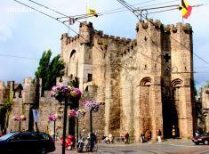 Gent (Ghent) – The Stairmaster of Belgium