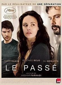 "158. Iranian film director Asghar Farhadi's French language film ""Le passé"" (The Past) (2013): Offering the flipside of Farhadi's 'A Separation' with some parallels to Ray's 'Charulata'"