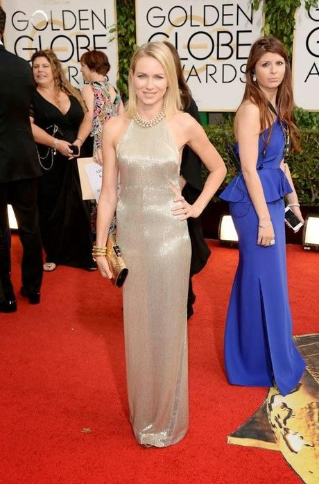 2014 Golden Globes Red Carpet Looks