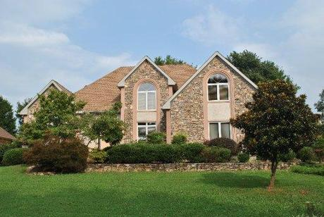 EagleGlen West Knoxville Featured Home   10519 Eagles View Drive