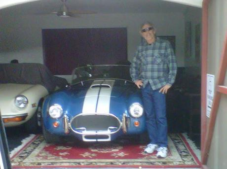 Maybelline Heir, Chuck Williams -BB1 - Has a Passion for Fashion, when it comes to owning Beautiful Automobiles