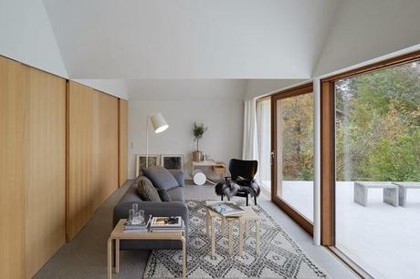 build | summerhouse in stockholm