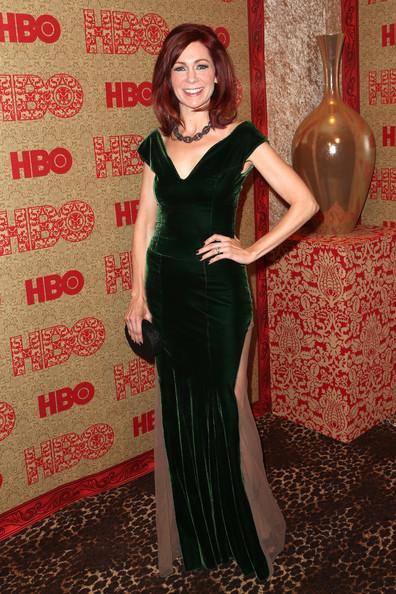 Carrie Preston HBO Party GG 2014 Frederick M. Brown Getty