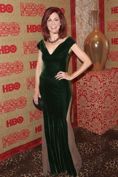 Carrie Preston HBO Party GG 2014 Frederick M. Brown Getty 3