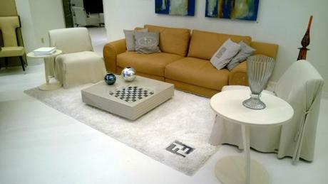 Fendi living room furniture