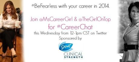 Kick off 2014 with #CareerChat: a Career Coaching Power Hour