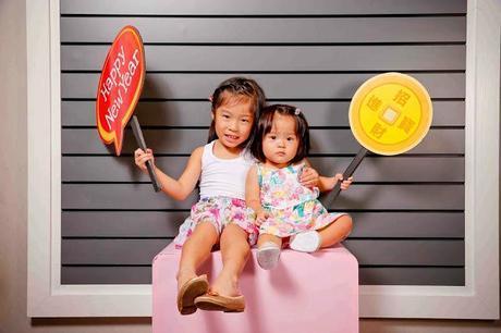 CNY shopping at FOX Kids & Baby
