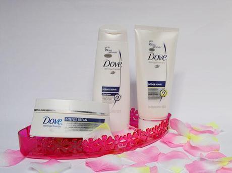 Dove Shampoo - Conditioner - Treatment