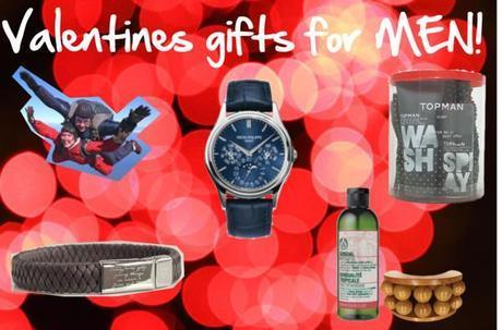 valentines gift ideas for men