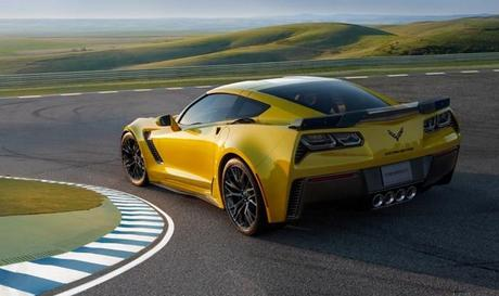 Drool-Worthy Photos of the New 2015 Corvette Z06