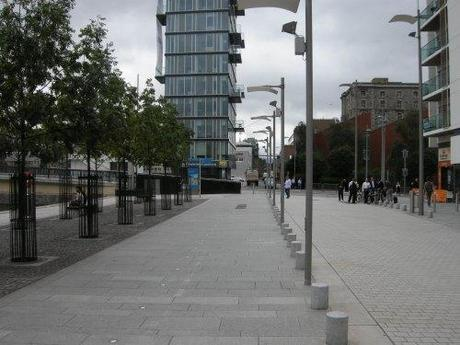 Grand Canal Square, Dublin, Ireland - Shared Surface