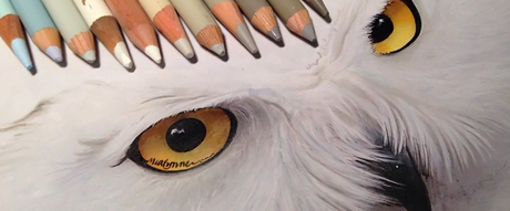 Hyper-Realistic illustrations and their tools by Karla Mialynne