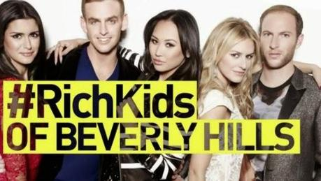 E! plays finders keepers in Dallas to promote #RichKids of Beverly Hills