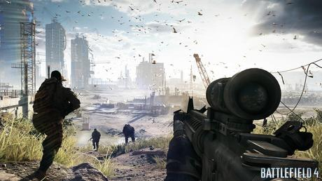 Battlefield 4: PS4 patch addresses stability and bug fixes