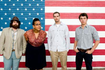 REWIND: Alabama Shakes - 'Hang Loose'