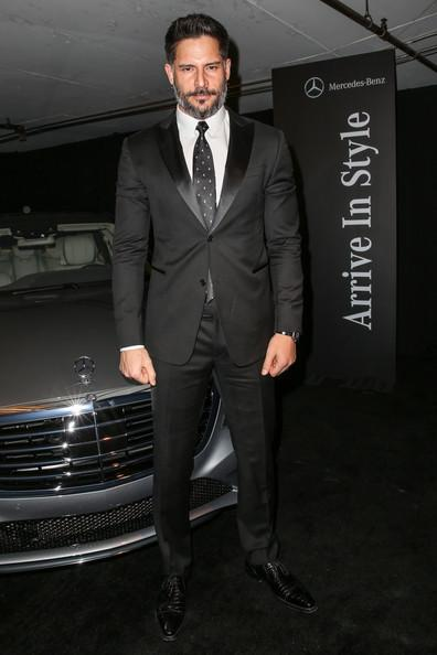 Joe Manganiello The Art of Elysium's 7th Annual HEAVEN Gala Presented by Mercedes-Benz Chelsea Lauren Getty Images