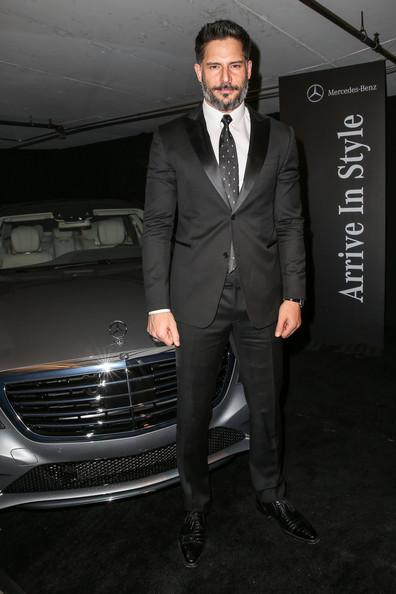 Joe Manganiello The Art of Elysium's 7th Annual HEAVEN Gala Presented by Mercedes-Benz Chelsea Lauren Getty Images 2