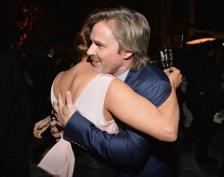 Sam Trammell and Jennifer Howell The Art of Elysium's 7th Annual HEAVEN Gala Presented by Mercedes-Benz - Inside Michael Buckner Getty Images 2