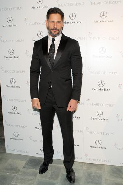 Joe Manganiello The Art of Elysium's 7th Annual HEAVEN Gala Presented by Mercedes-Benz Mike Windle Getty Images 4