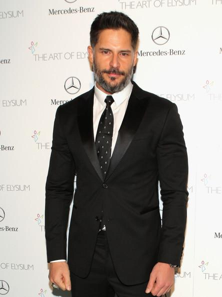 Joe Manganiello The Art of Elysium's 7th Annual HEAVEN Gala Presented by Mercedes-Benz Mike Windle Getty Images