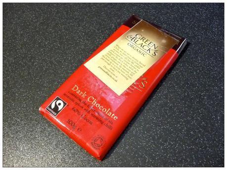 Green & Blacks Spiced Chilli Dark Chocolate