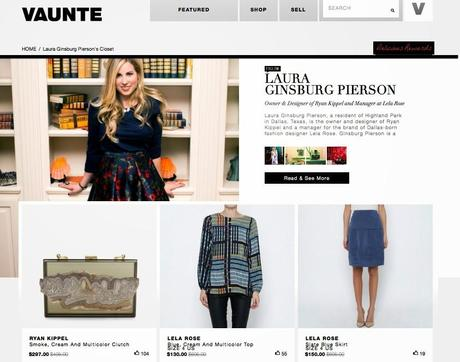 Luxury Resale Site Vaunte Delves Into the Closets of Dallas Fashionistas