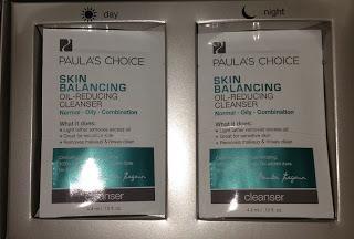 Paula's Choice Skin Balancing Sample Set - Paperblog