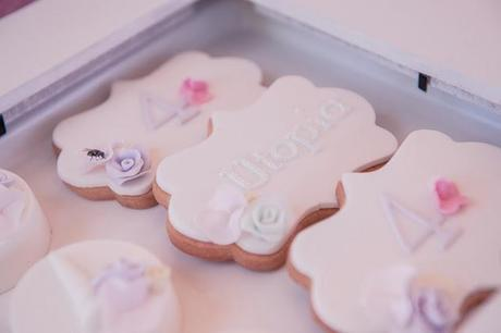An Amazing Unicorn Garden Party by Lilian from Oliver's Alma Cottage