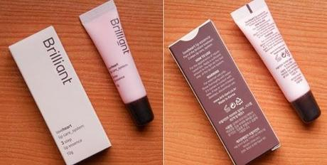 Softer Lips in a few minutes – Brilliant Loveheart Lip Care System