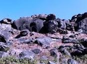 Rock Paintings Dating Back Thousands Years Have Been Found Hill Ranchi City, India.