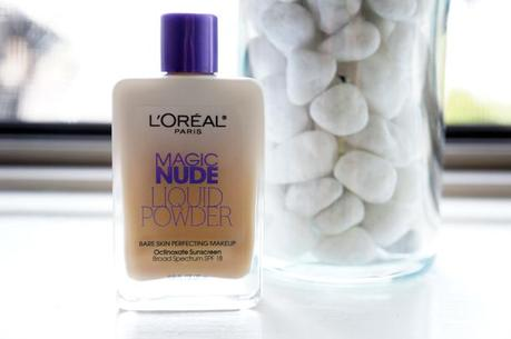 L'Oreal Magic Nude Liquid Powder Foundation Review