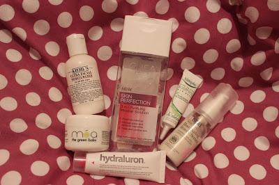 #2014BloggerChallenge: Topic 2 - Skincare