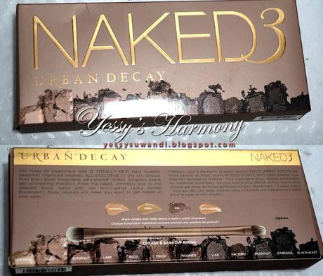 Urban Decay NAKED3!!!!