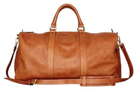 Travelteq   All Leather Weekender