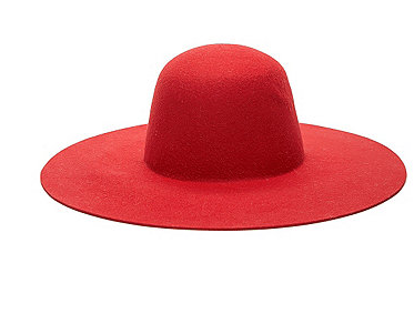 big wool hat