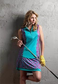 Bette & Court Evolves as Fashion Forward Brand In Women's Golf Apparel