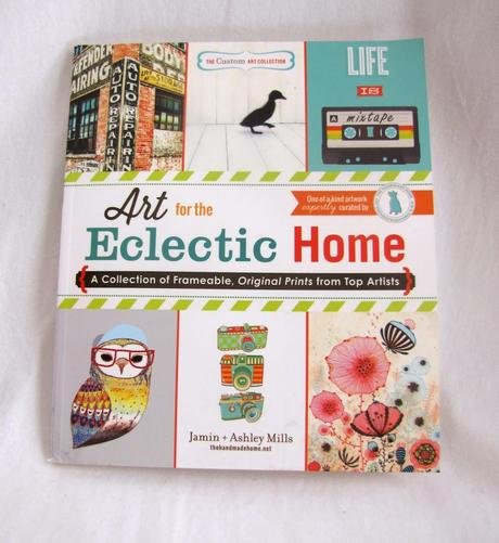 Art for the Eclectic Home: Book Review