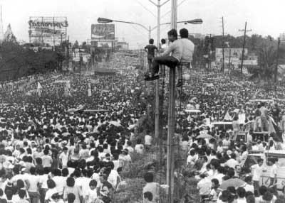 It took years of patient effort to consolidate democracy after the Philippines' People Power Movement toppled the Marcos regime in 1986.