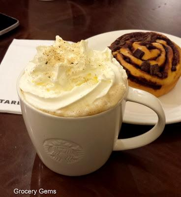 Review: Starbucks Vanilla Spice Latte