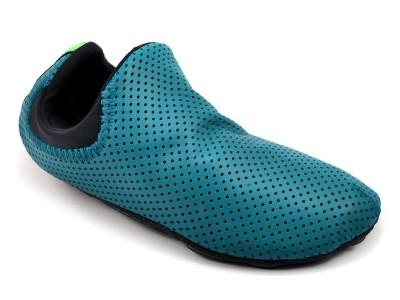 LITE Turquoise has Landed! New Leather Color for Soft Star RunAmocs