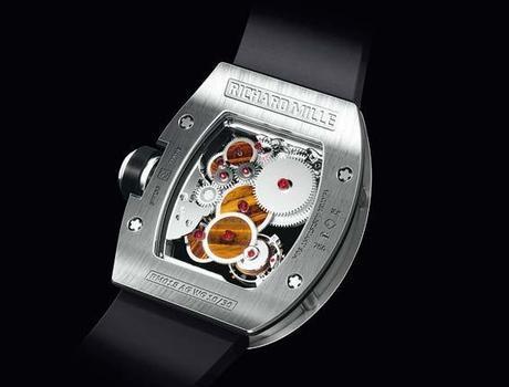 Richard Mille Meteorite Watch