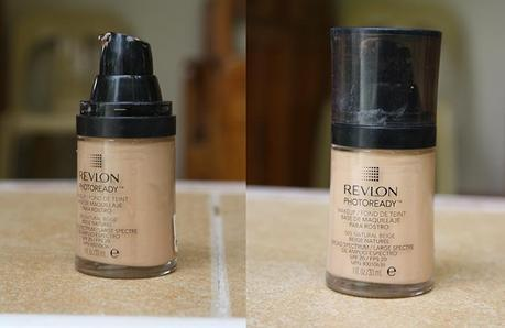 Revlon Photoready in Natural Beige Review