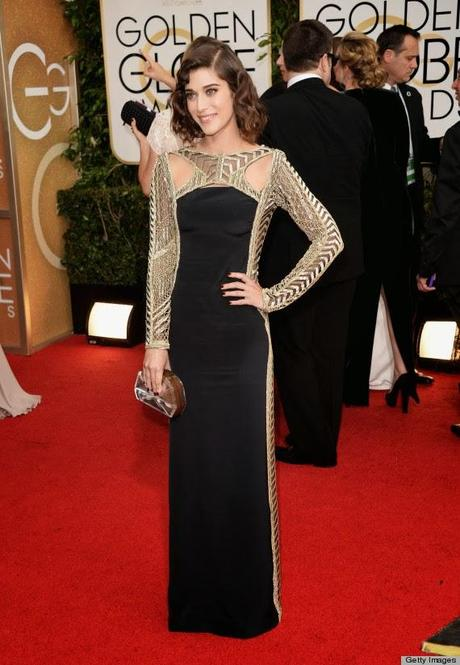 My Top 10 Looks Of The 2014 Golden Globes