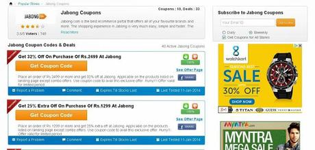 Coupon Rani - The best site  to save your money with online shopping