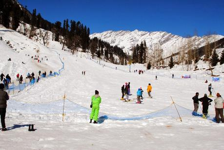 Manali: The Promised Land for honeymooners