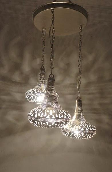 Moroccan lighting luxury on budget paperblog moroccan lighting luxury on budget moroccan pendant lights aloadofball Images