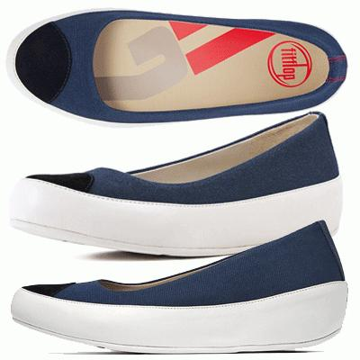 Fitflop-Due-Canvas-Supernavy