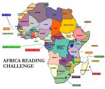 First Reading Challenge of the Year – Africa Reading Challenge