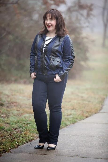 What I Wore: Stormy Weather